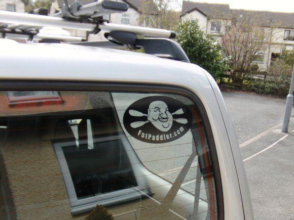 Windermere Cumbria UK - thanks to English canoe paddler Tim Dalzell