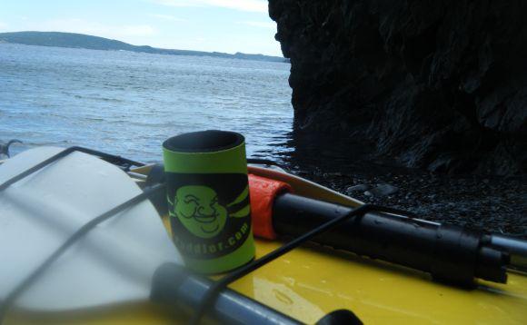 Dildo Island, Newfoundland, Canada. That's right, Dildo! (Thx Lee)