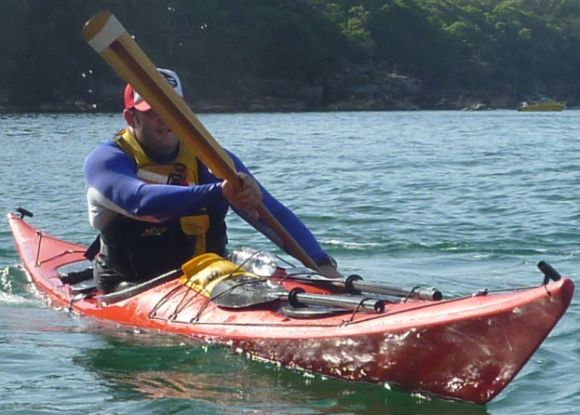 The Barely-Afloat - Fat Paddler