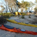 Camping bliss on the Murray River, WA (Image Credit: Paul Jarvis)