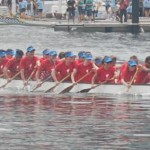 SBS Dragon Boat Paddlers - 6 billion strokes and counting