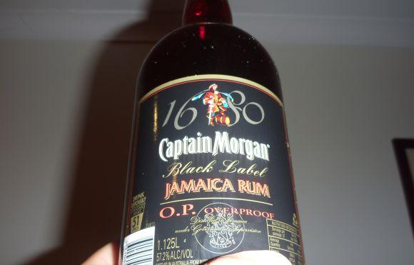 Yo ho ho, and a bottle of rum!