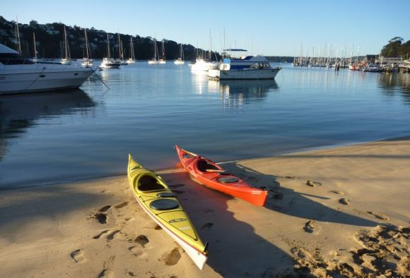 Early morning at The Spit. Is it really Winter??