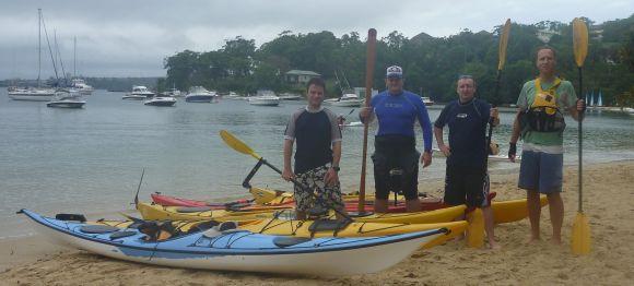 Team Fat Paddler training for the Lifestart Kayak for Kids