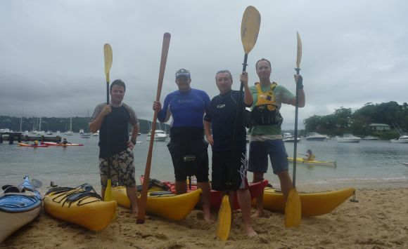 Paddlers in Australia and New Zealand - prepare to mobilise!