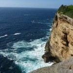 Training grounds for Kiwis and Aussie - southern cliff zones