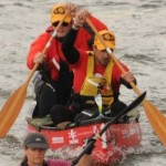 The first Team Fat Paddler canoe entry to the Hawkesbury Canoe Classic (2010)