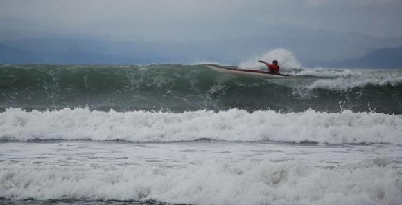 For this British Columbia based Canadian, the surf is his playground