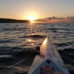There's little quite as special as seeing the sunrise over the ocean from a boat