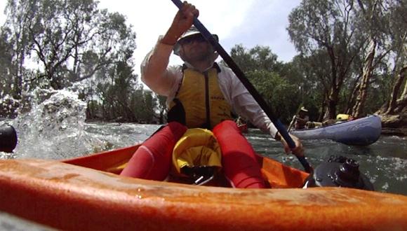 Kayaking the Northern Territory - Australia