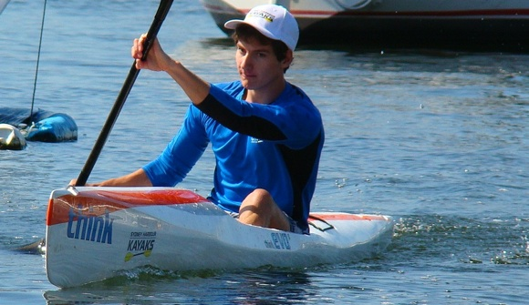 Mateusz Gorzkiewicz - Paddle coach, past member of the Polish National Kayak team