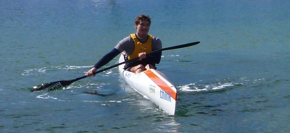 If at first you succeed, get yourself a paddle coach! (Mat Gorzkiewicz, Sydney Harbour Kayaks)