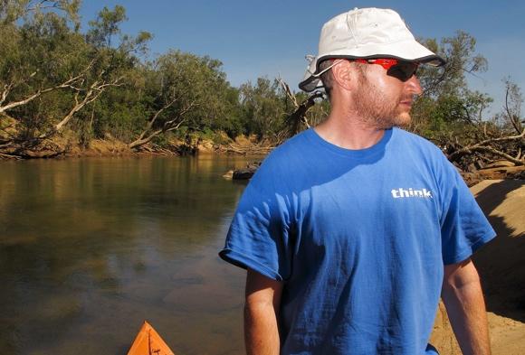 Nat, international style aficionado of the paddling world. Not!