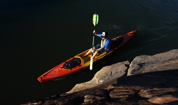 Paddling, camping under the stars, and the beauty of the Katherine Gorge - brilliant!