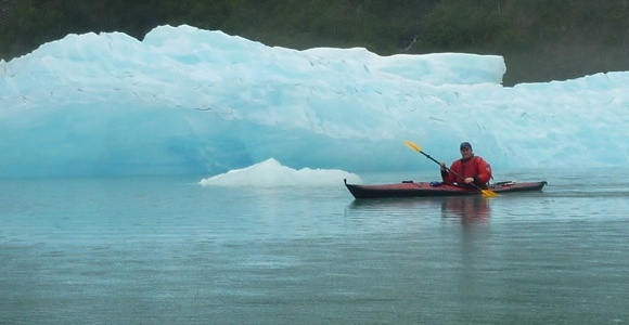 The Fat Paddler on adventure in Alaska