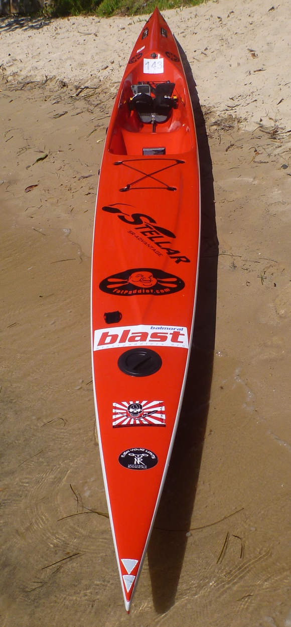 The Stellar SR has plenty of volume throughout the length of the ski, giving it lots of stability