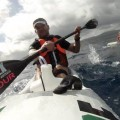 Paddling with legends such as Dean Gardiner, one of the great parts of Mauritius