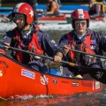 Jostling for pole position in the Wenonah